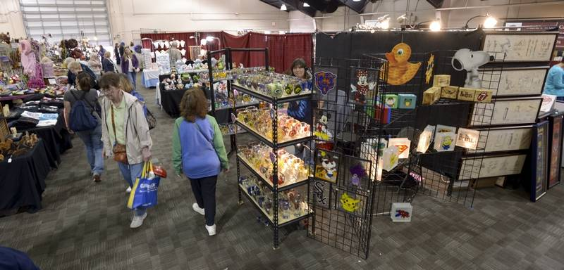 Craft show makes final appearance at expo center for Pa vendors craft shows
