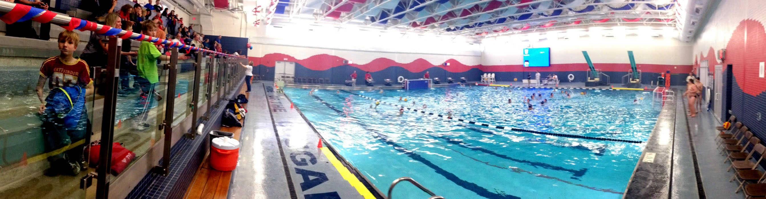 Barrington Makes A Splash In Conants New Pool