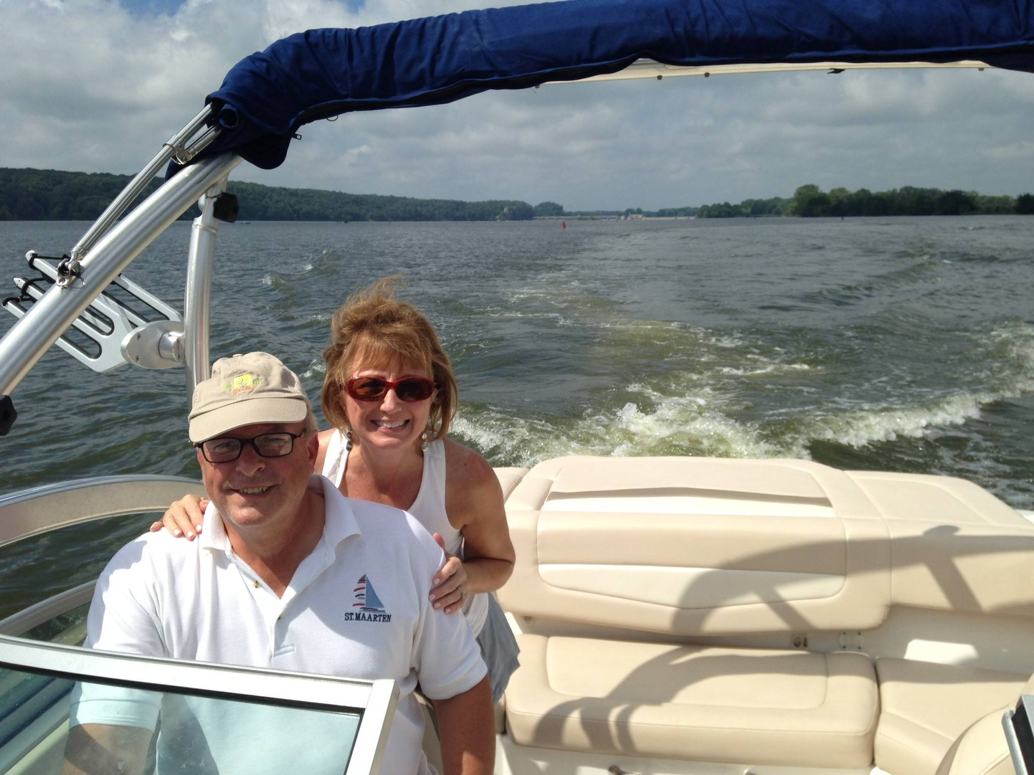 Ann and Harry Hultgren, who purchased a second home at Heritage Harbor Ottawa, joined an annual-fee boat club there that allows them to take out a watercraft whenever they wish.