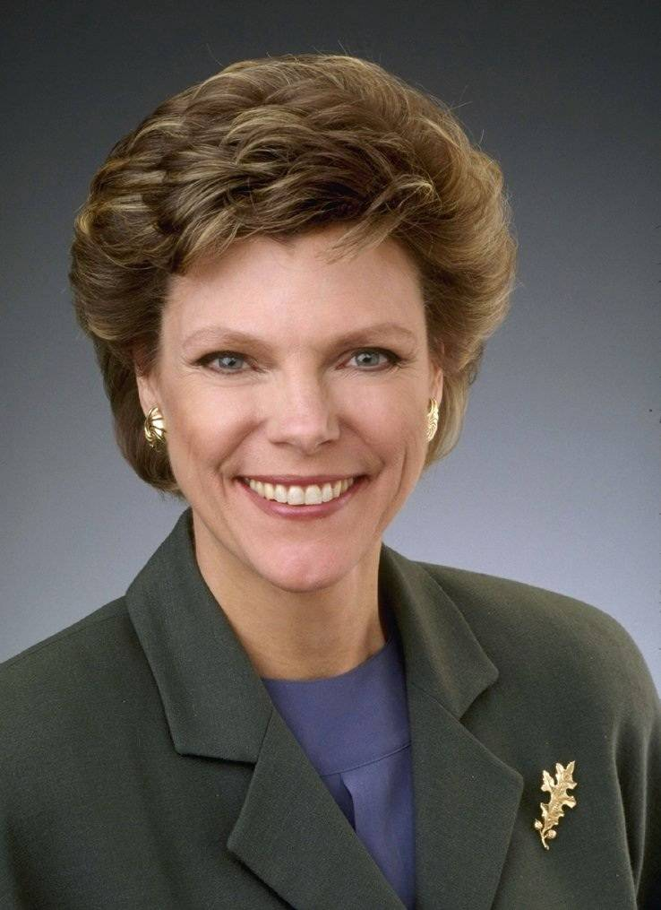"Celebrated journalist Cokie Roberts discusses her new book, ""Capital Dames: The Civil War and the Women of Washington 1848-1868,"" Wednesday, April 29, at the Yellow Box Auditorium in Naperville."