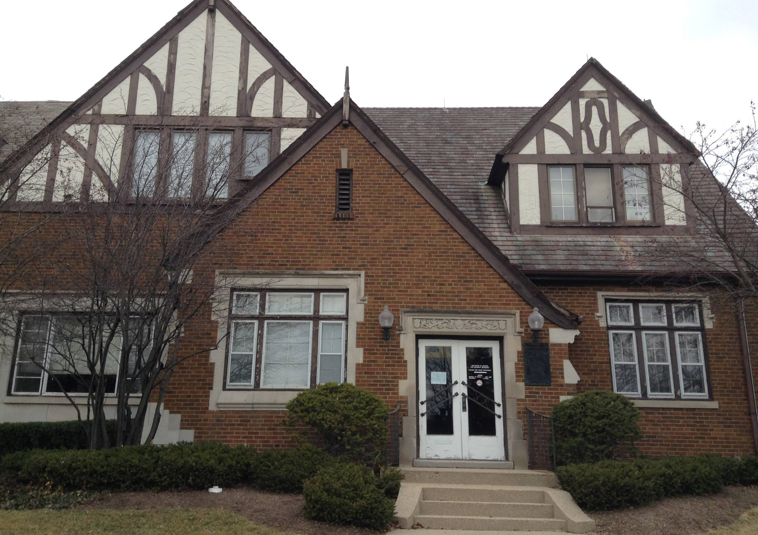 Do you want to buy an old village hall? Mundelein's could soon be for sale