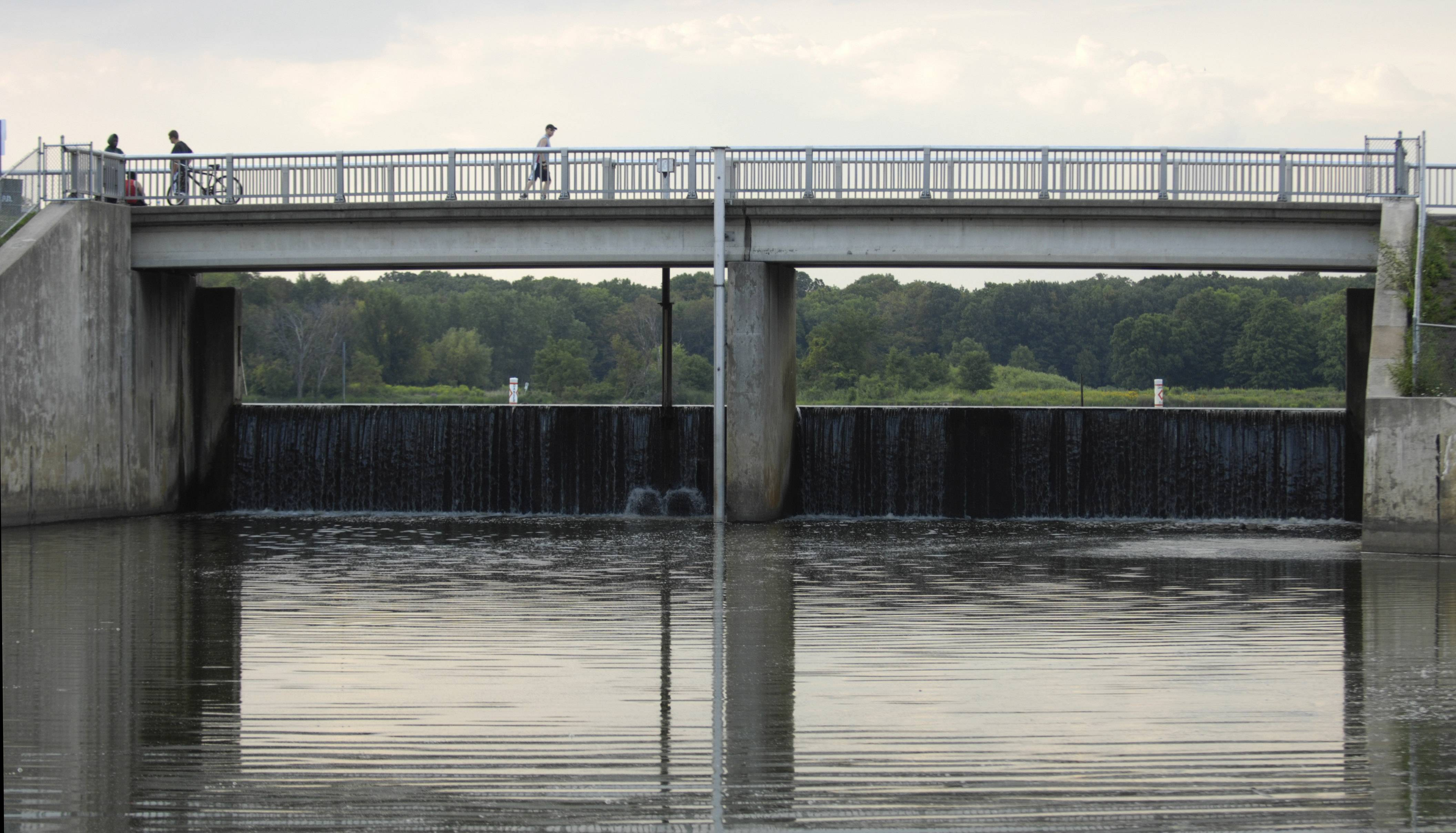 Last barrier to Busse Woods dam project removed