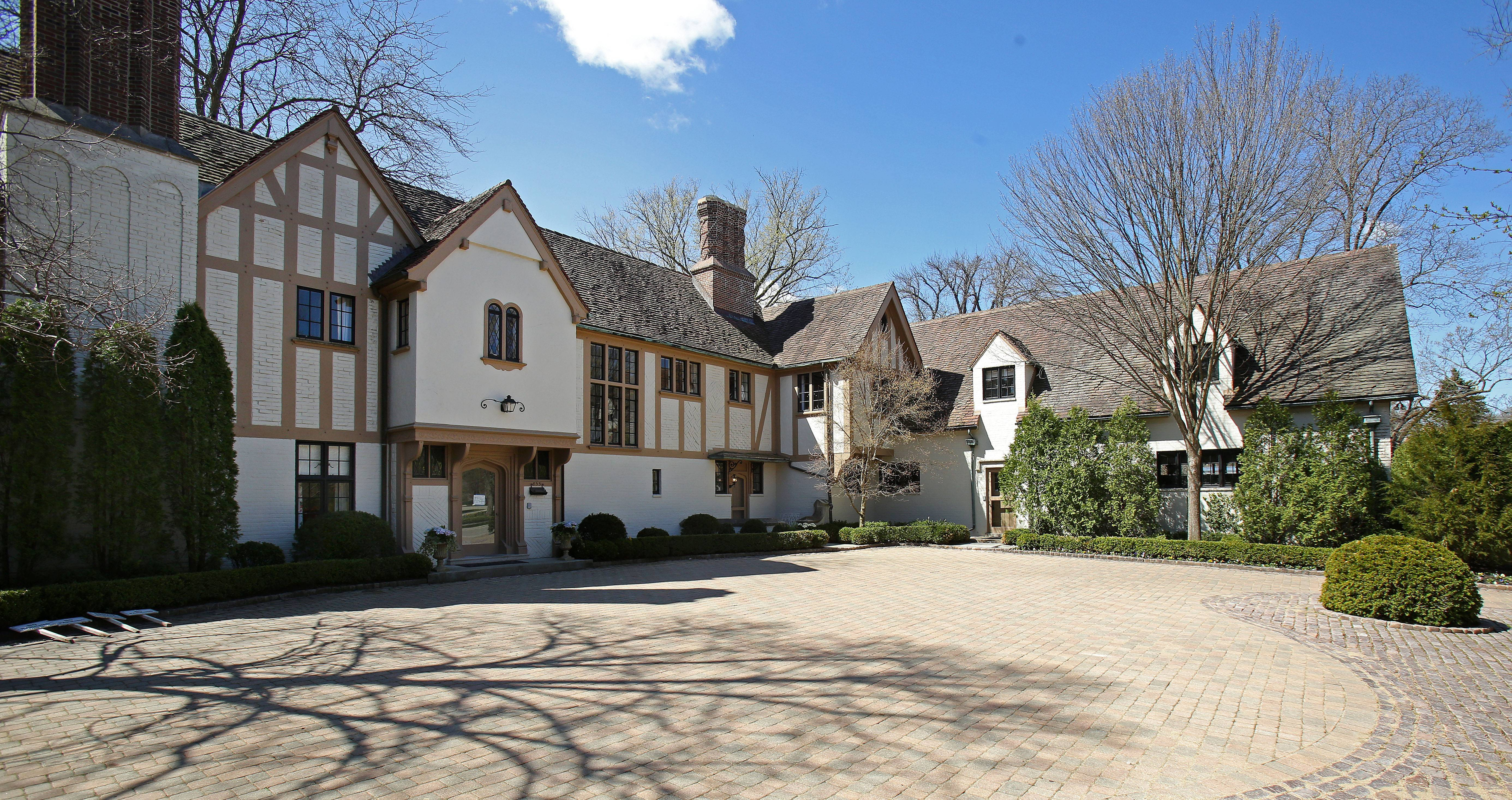 The Lake Forest Showhouse & Gardens is at the estate of the late movie icon John Hughes.