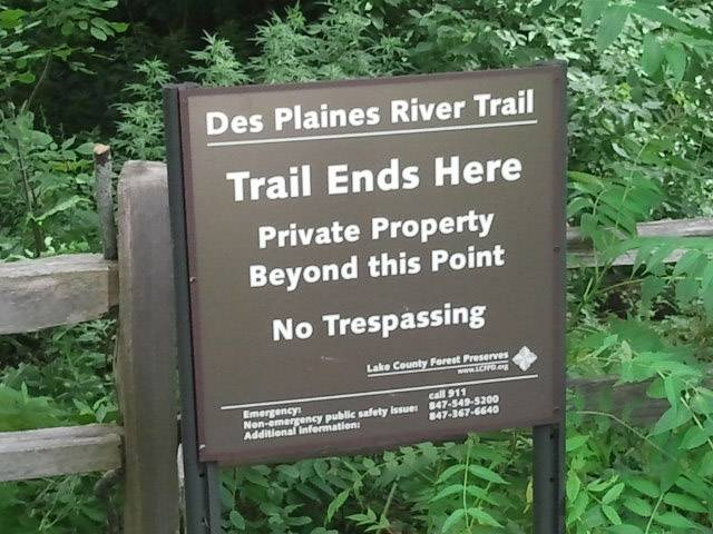 Work expected soon on last gap in Des Plaines River Trail