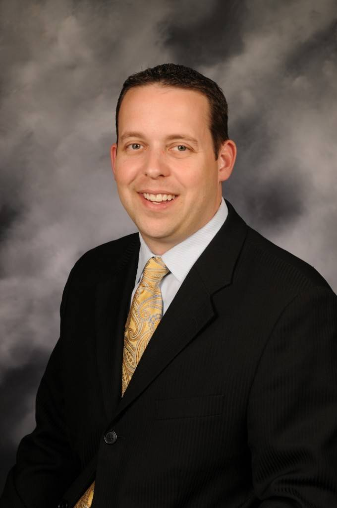 Buffalo Grove Village Manager Dane Bragg
