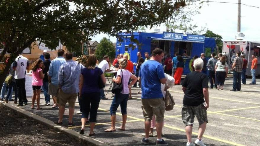 Lincolnshire expanding Food Truck Fridays