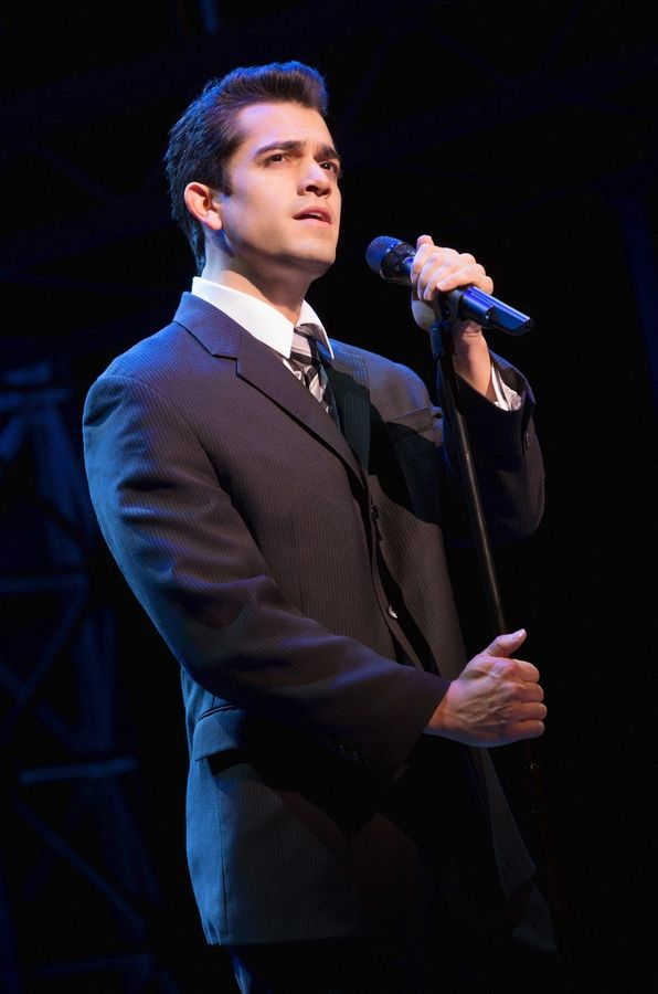 "Hayden Milanes stars as Frankie Valli in the national tour of ""Jersey Boys,"" which returns to Chicago at the Cadillac Palace Theatre now through Sunday, May 24."