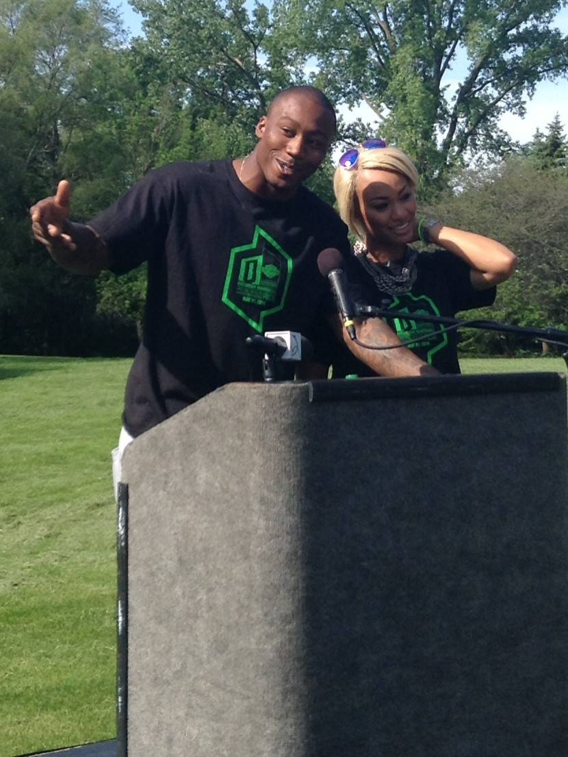 Brandon Marshall mental health awareness ride coming back to Naperville