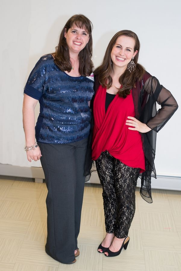 Palatine Fashion Designer Helped New Mother And Infant Shine At Benefit Fashion Show For Tellin Tales Theatre May 2