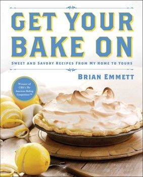 """Get Your Bake On"" by Brian Emmett hits store shelves May 26. It can be preordered at amazon.com."