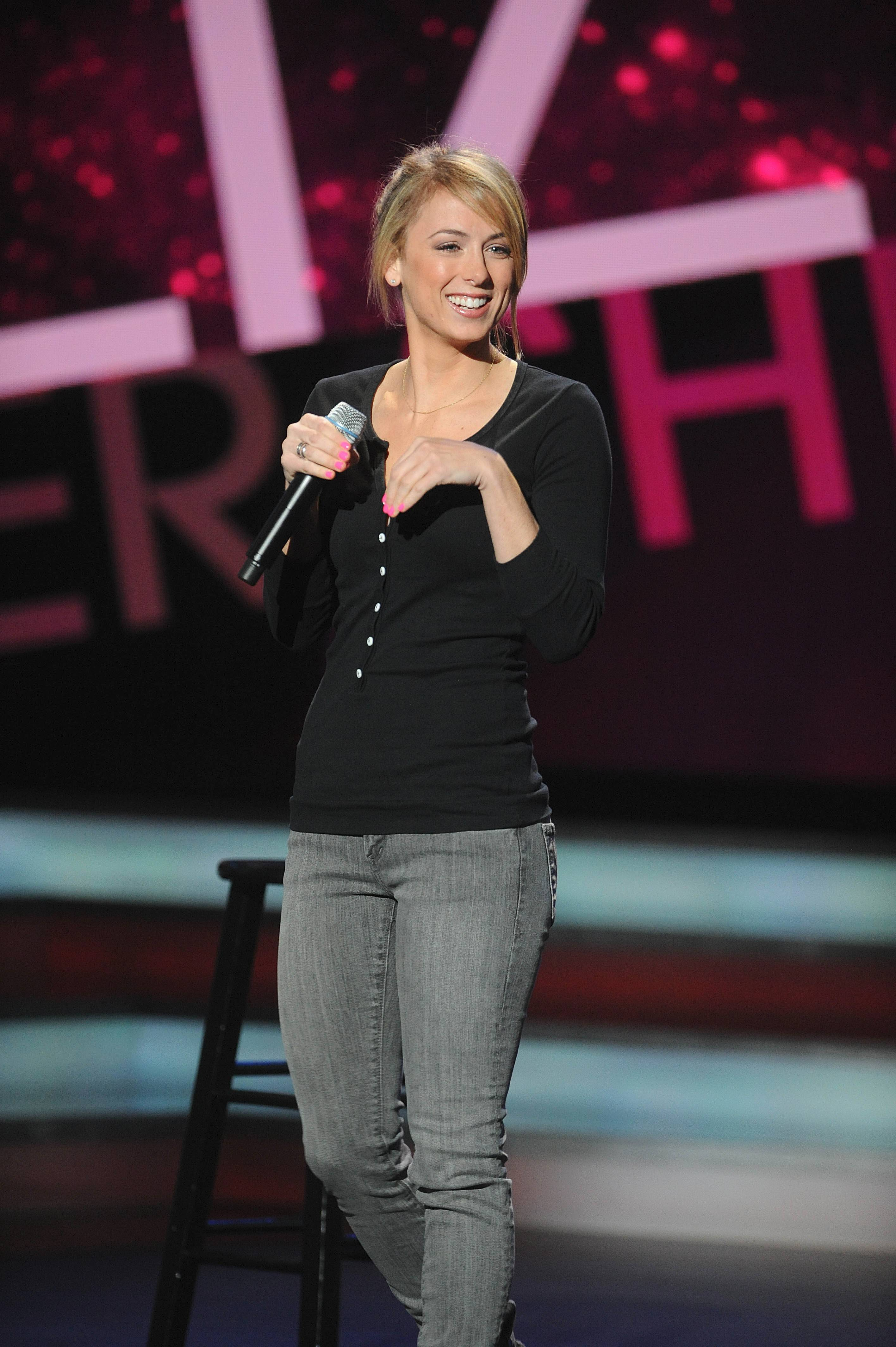 Comedian Iliza Shlesinger performs at Zanies in Rosemont from Thursday, May 14, through Saturday, May 16.