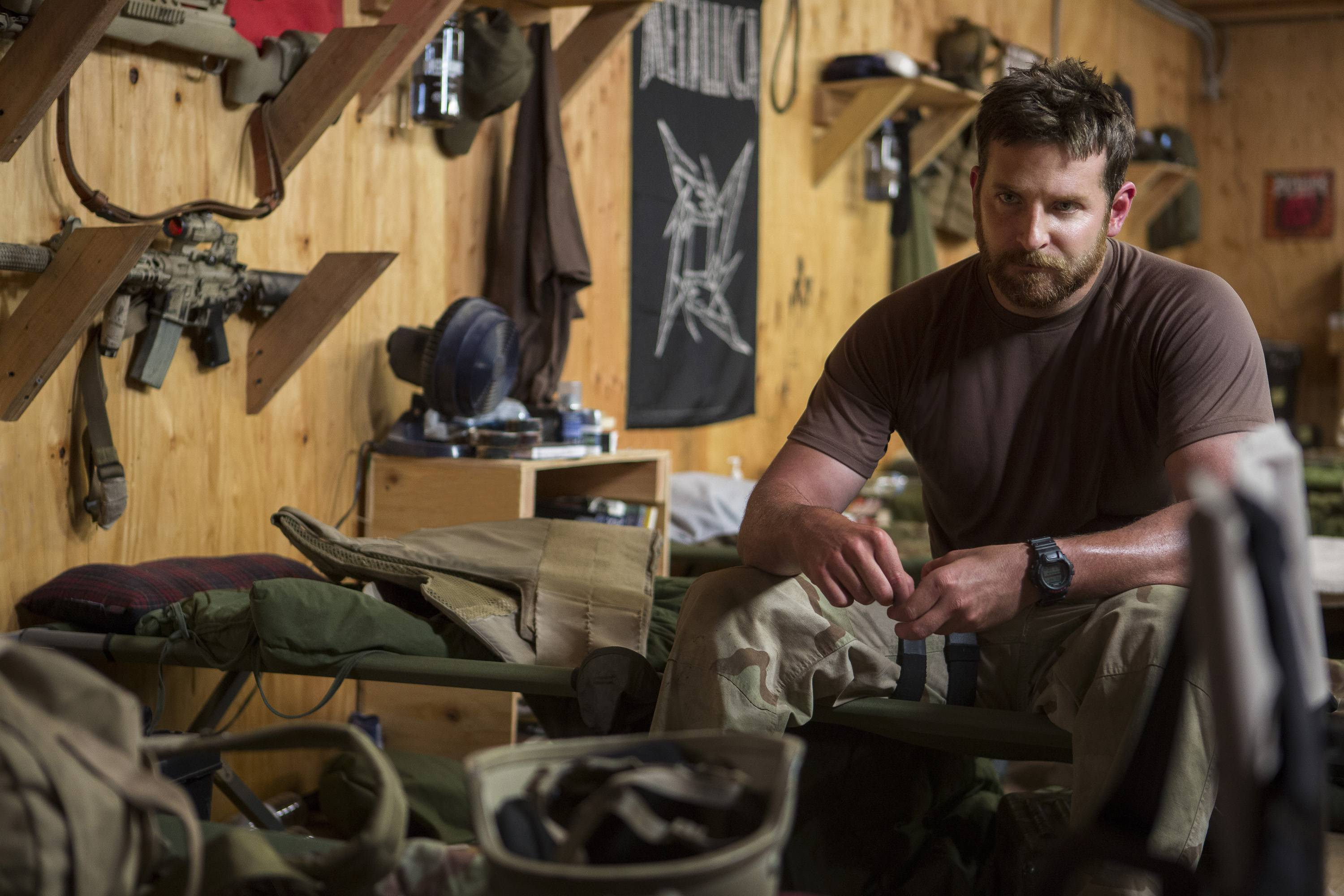 Sexual references in american sniper