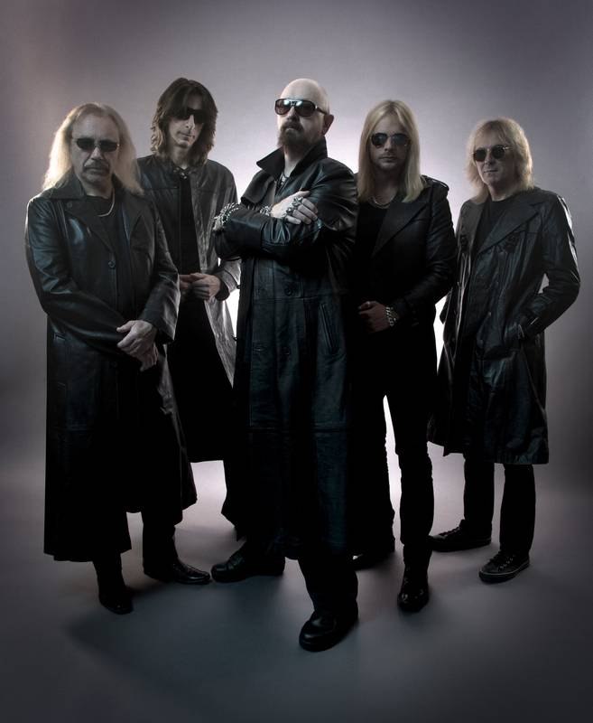 Judas Priest 2014 Tour