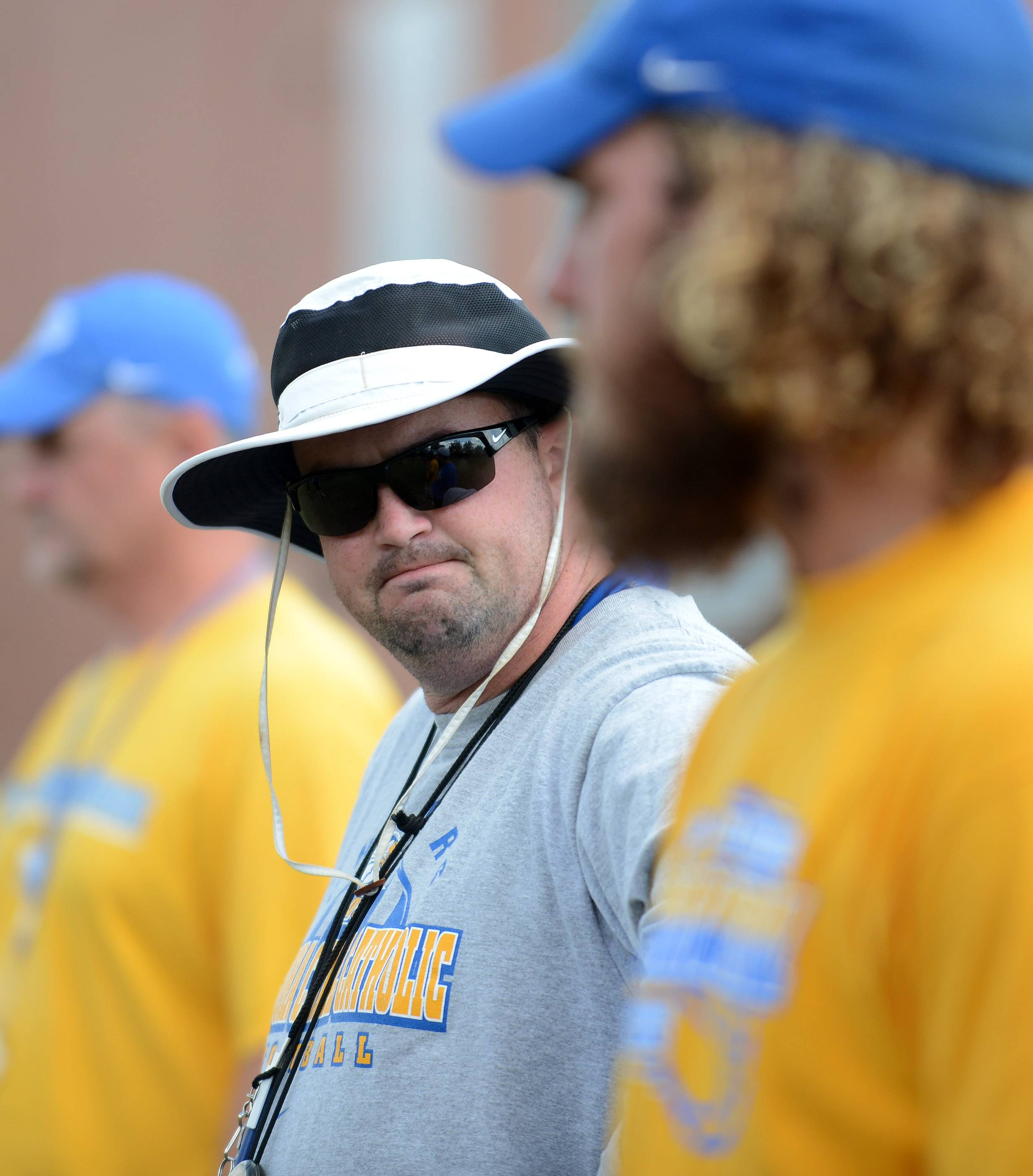 Casey steps down at Aurora Central Catholic