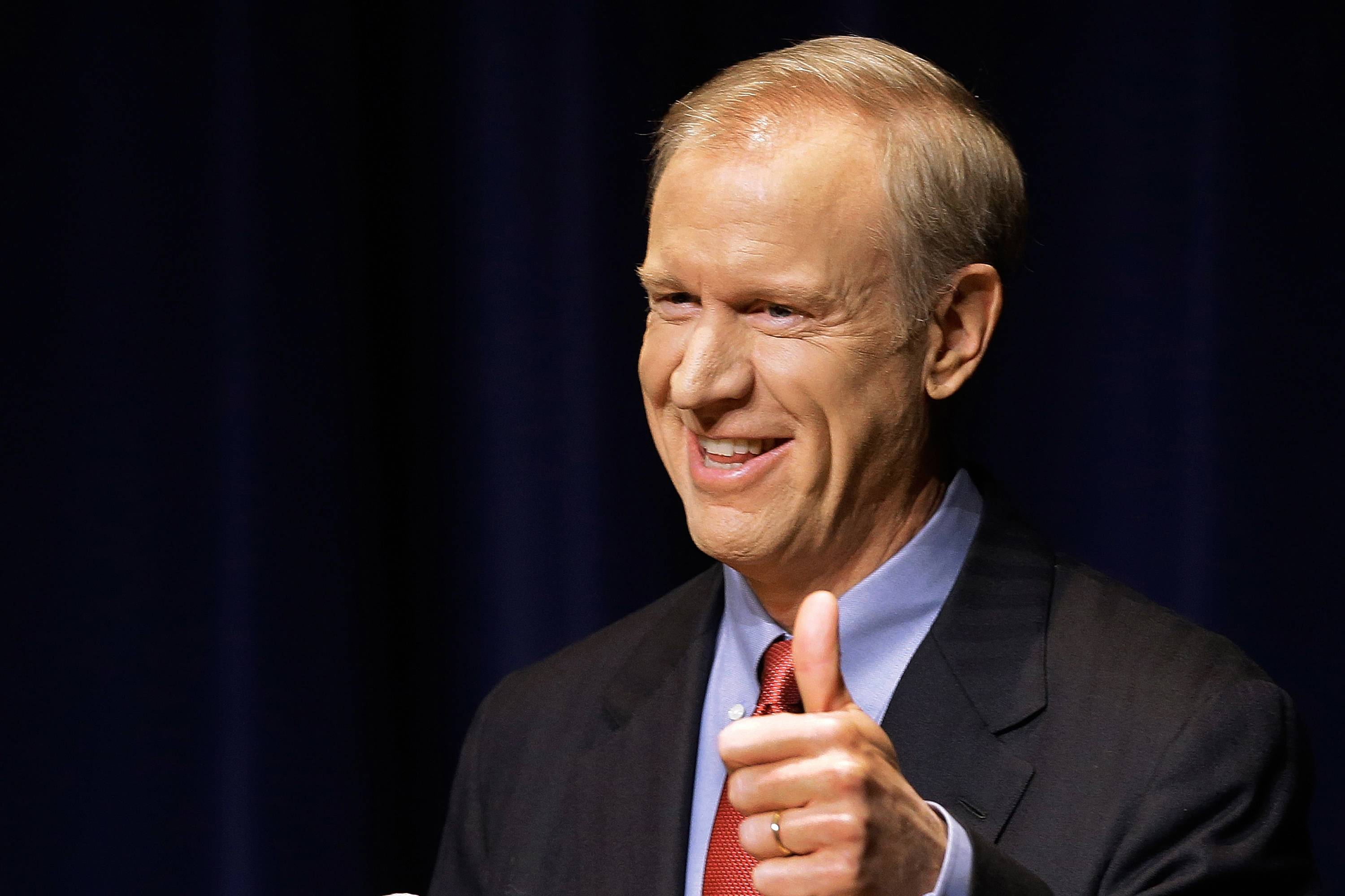 Rauner: Expect a very long extra session