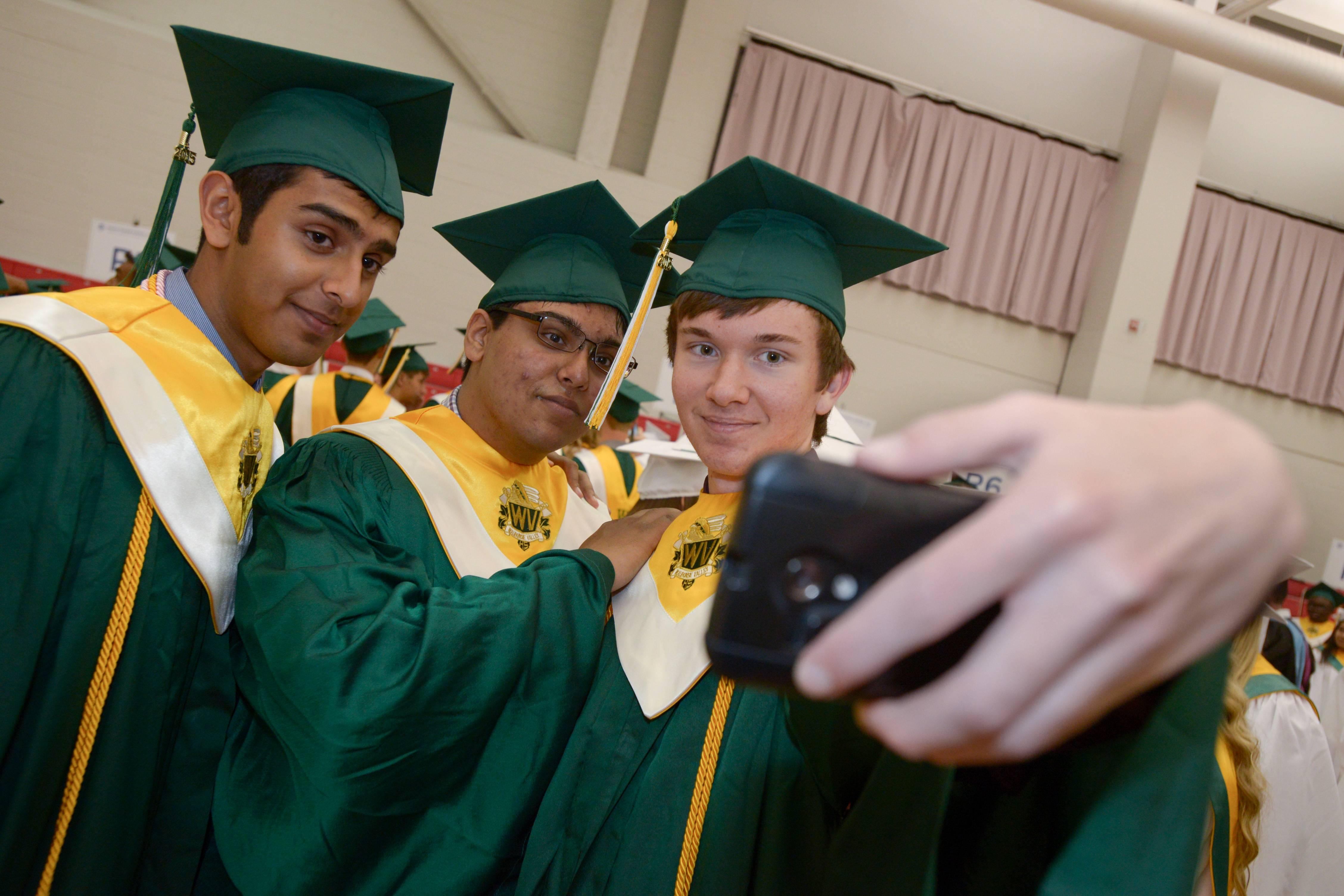 Images: Waubonsie Valley High School graduation