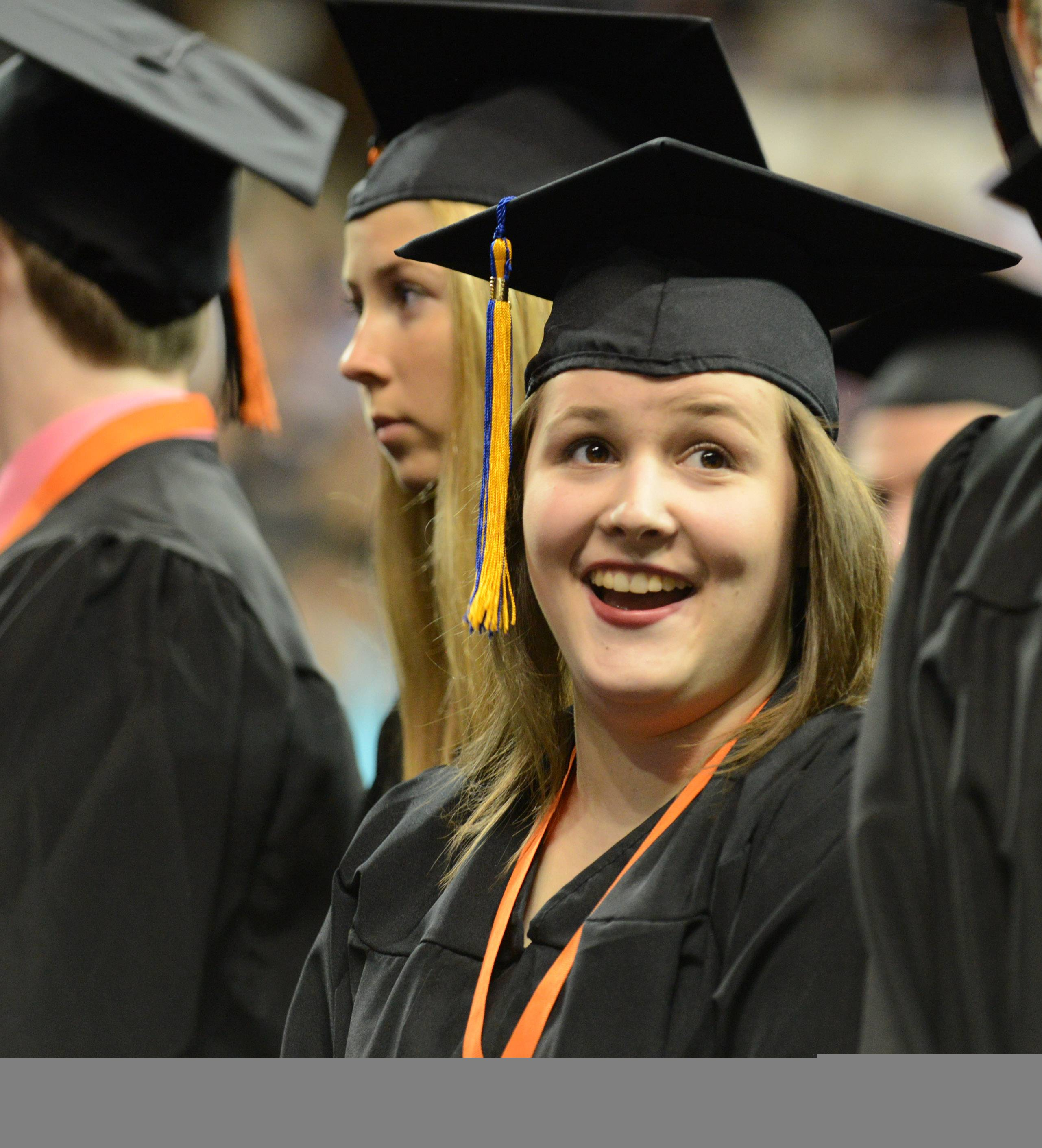 Images: St. Charles East High School graduation - DailyHerald.com