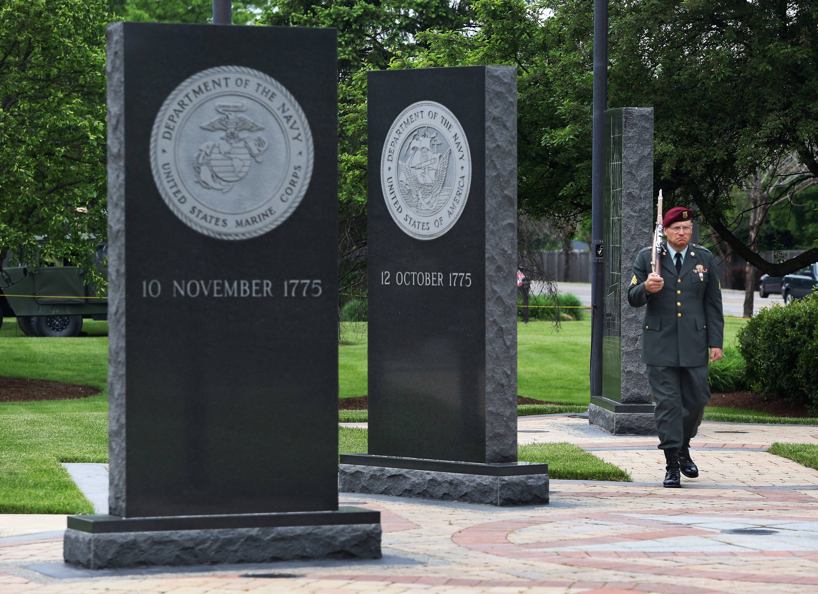 Streamwood honors those who served, died for country