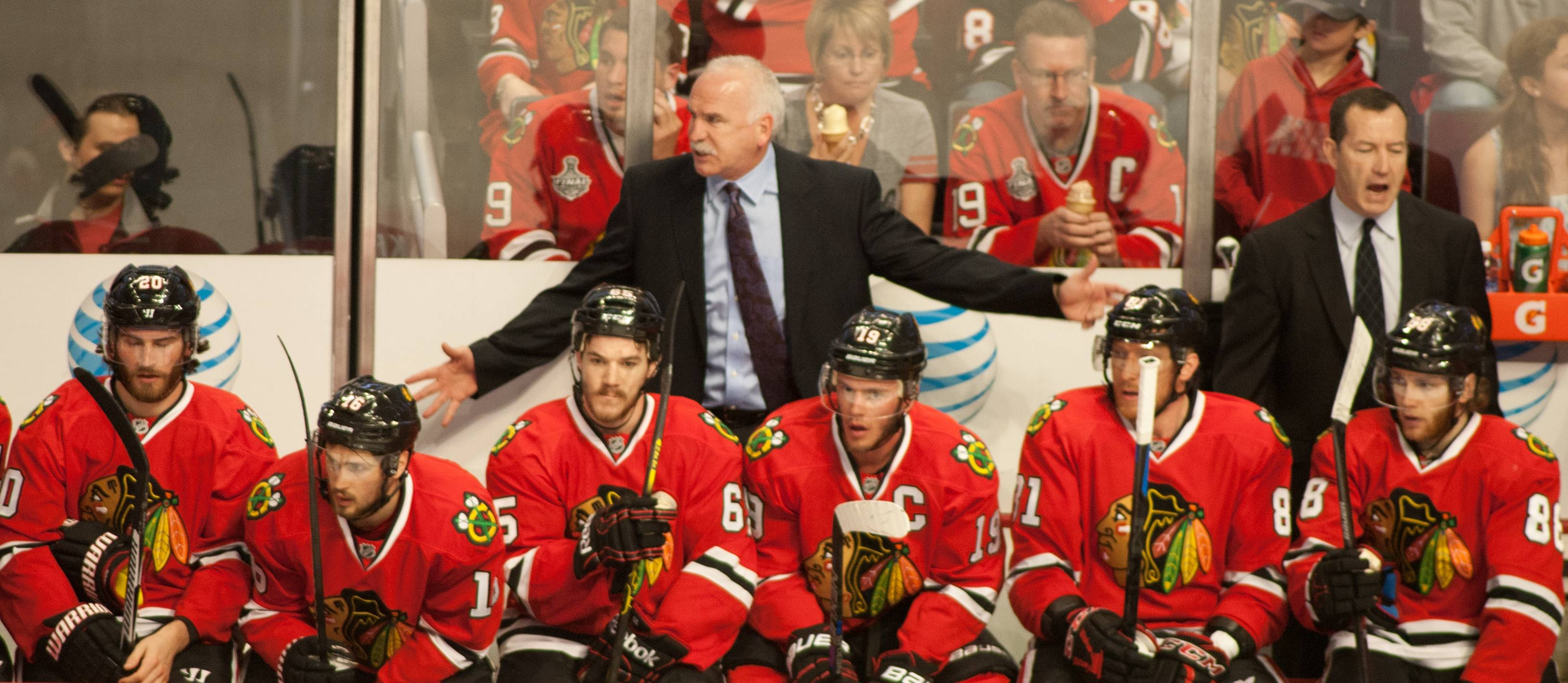 Rozner: Blackhawks have history on their side