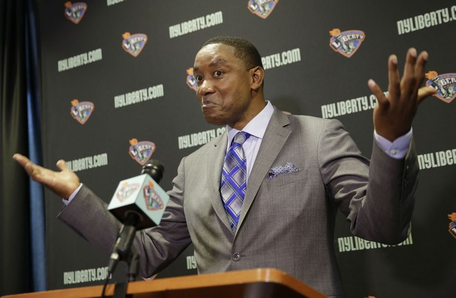 The WNBA's New York Liberty recently hired Isiah Thomas to run the team despite the fact that Thomas was at the center of a sexual harassment lawsuit in 2007 when he worked for the New York Knicks in which a jury awarded the plaintiff, Anucha Browne Sanders, $11.5 million.