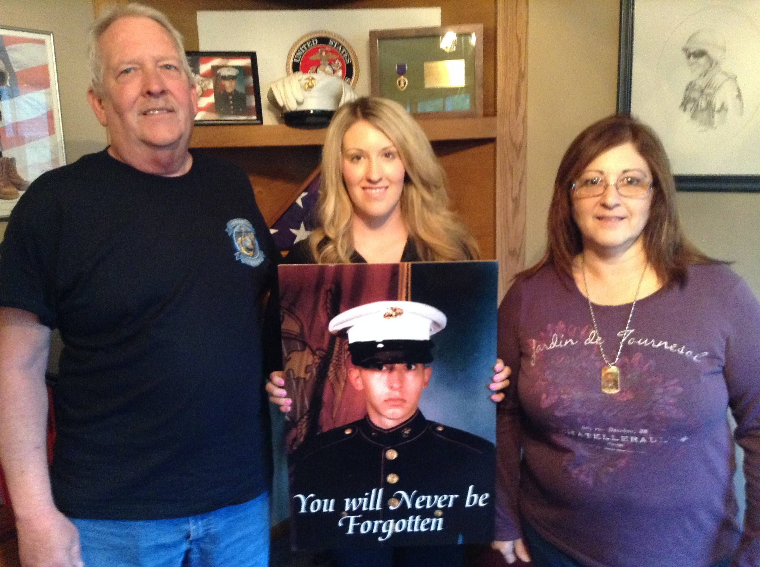 Elk Grove family keeps alive true meaning of Memorial Day