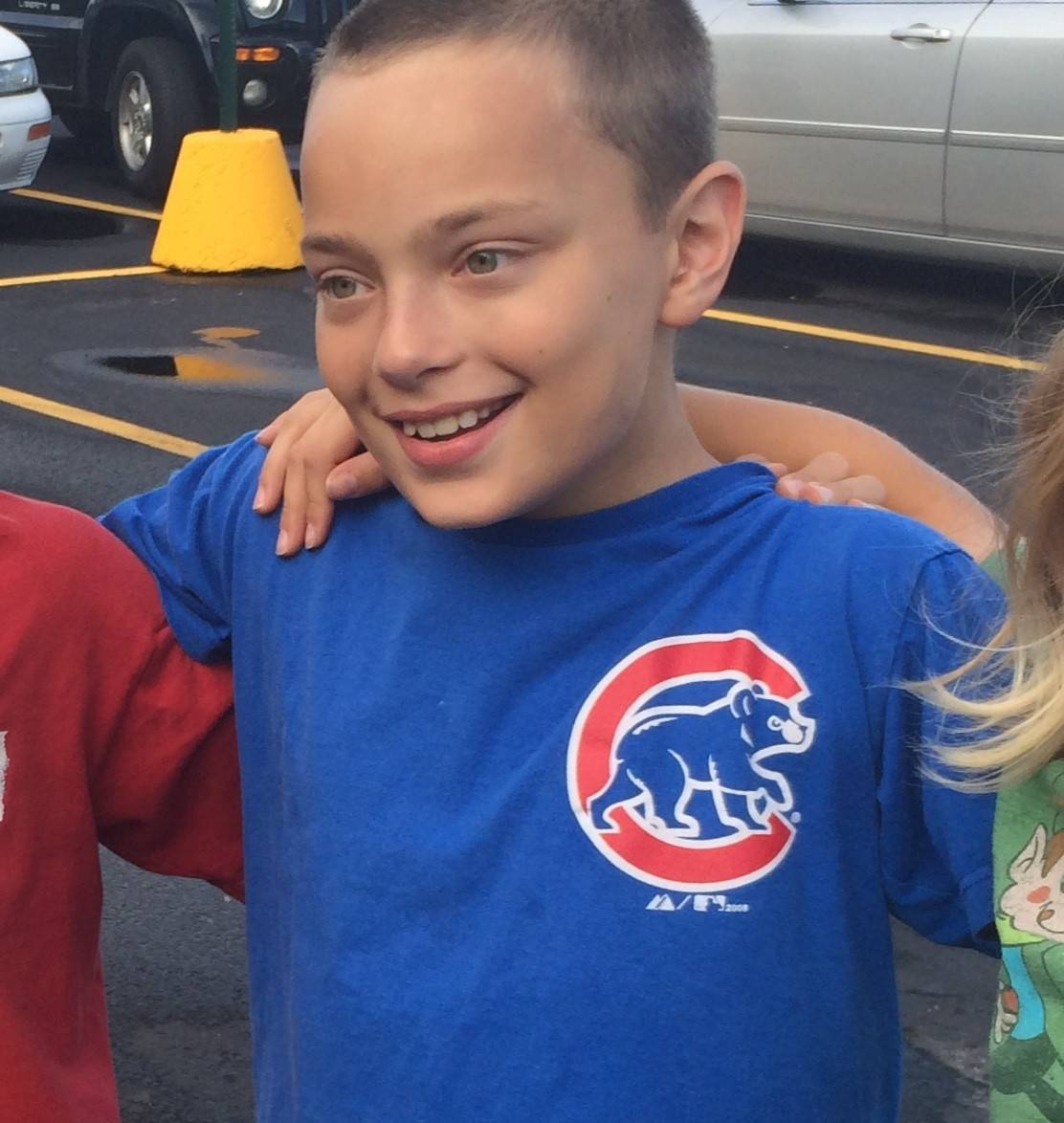 Fifth-grader learns to live with colitis