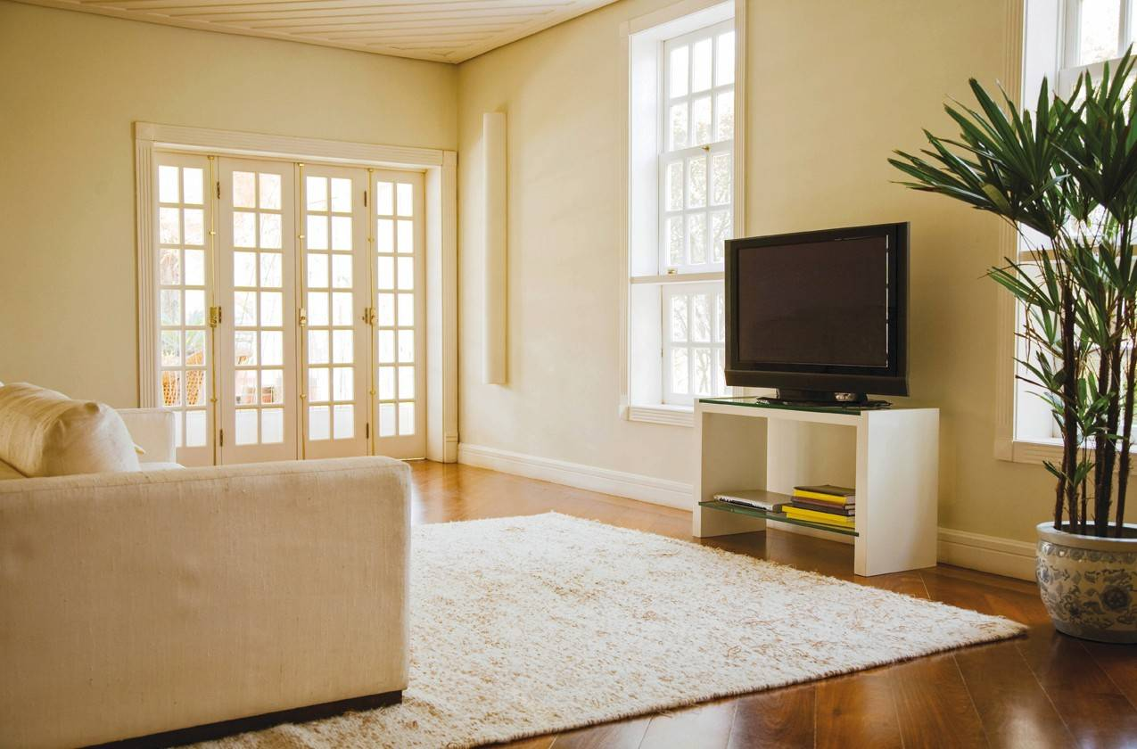 Living Room Colors To Make It Look Bigger how to paint your living room make it look bigger - living room