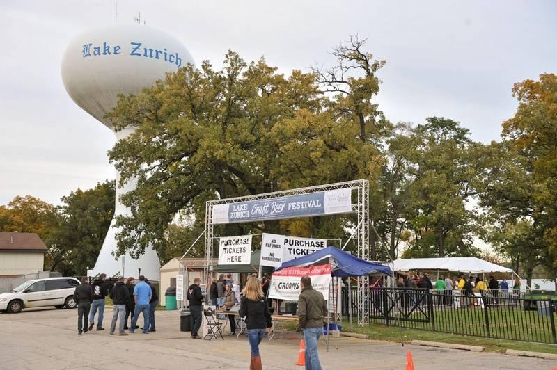 Lake Zurich Craft Beer Fest