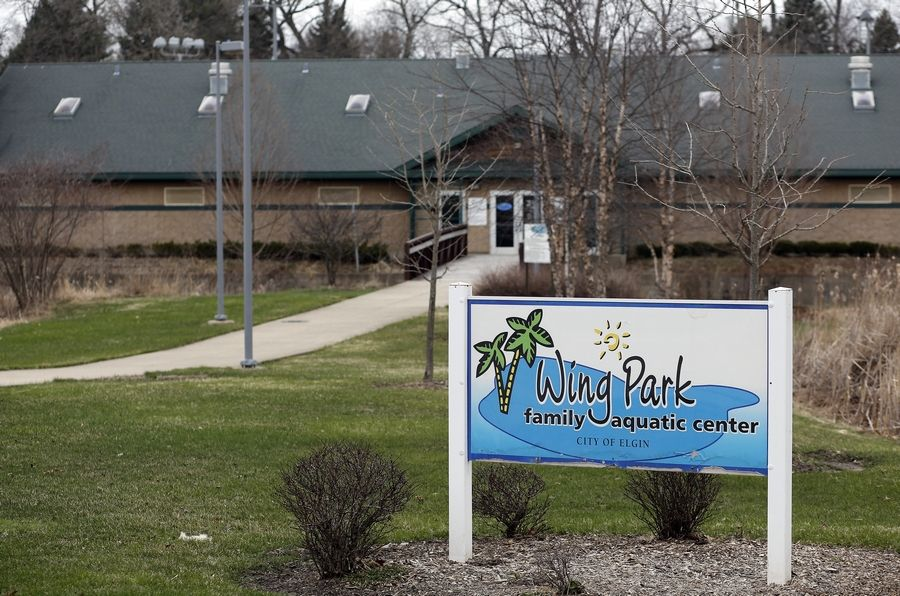 After being closed last summer for repairs, Wing Park pool in Elgin will reopen this weekend.