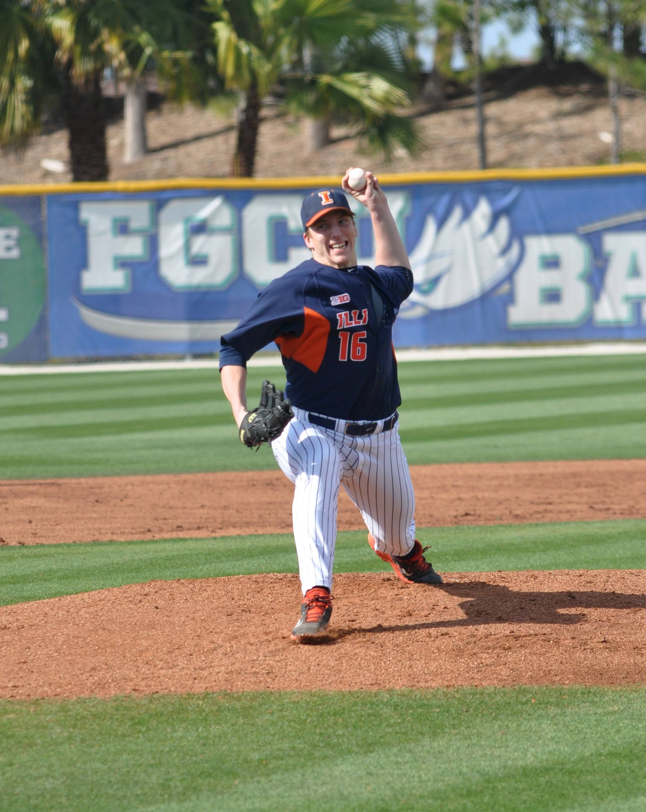 Barrington product Rob McDonnell is fully recovered from injuries as a college senior and has been a key in Illinois' breakthrough baseball season.