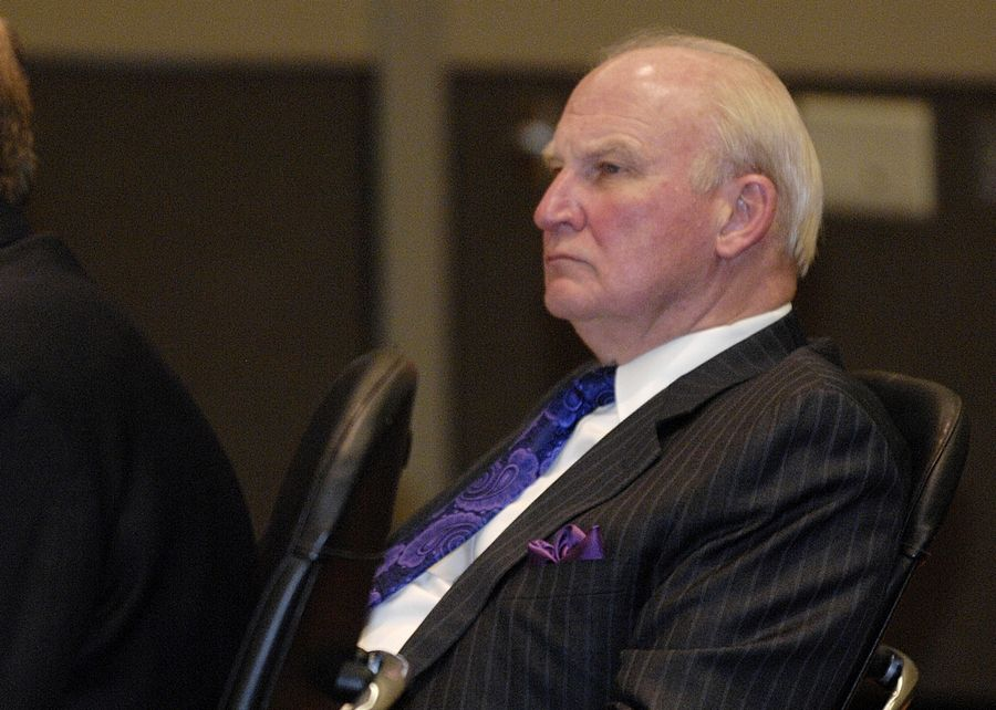 Laws aimed at College of DuPage President Dr. Robert Breuder's severance package could stall.
