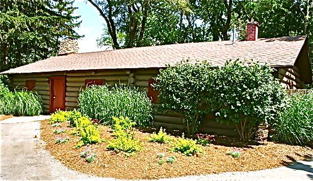 Landscaping plans and renovation are in place for the Dorothy Bergmann Memorial at the Lombard Log Cabin Park District Building. The event takes place on Friday, on June 26 at 10:00 AM. Cindy Ward