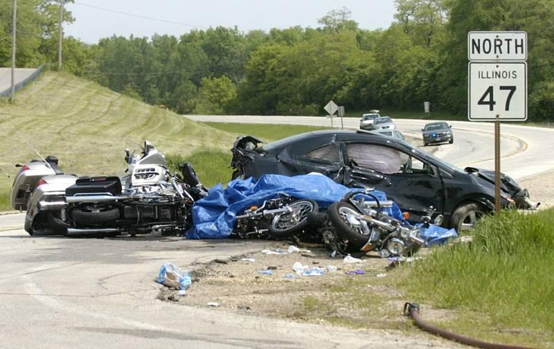Car Crash Brooklyn Wi