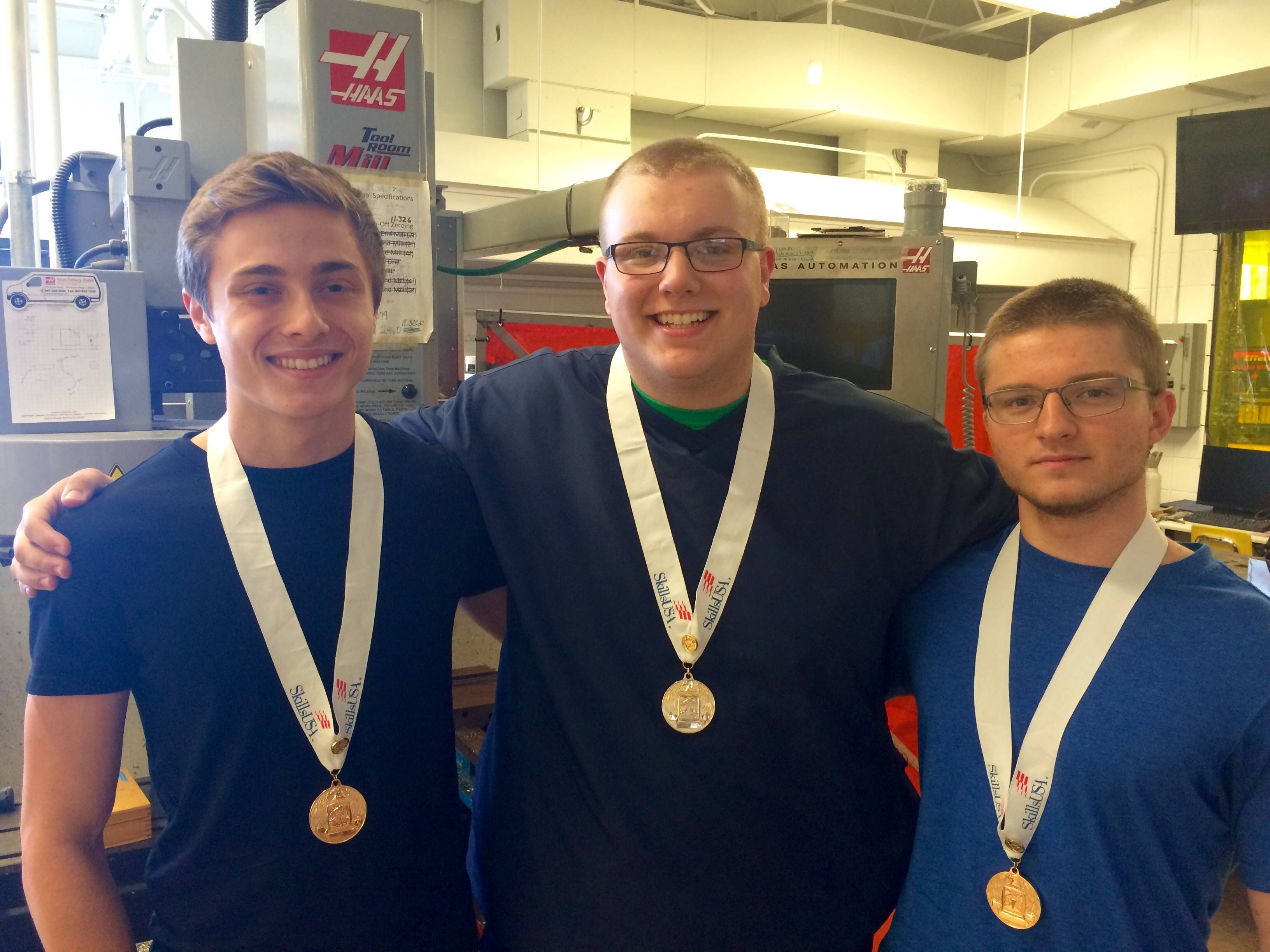 Donations help Elk Grove students head to SkillsUSA competition