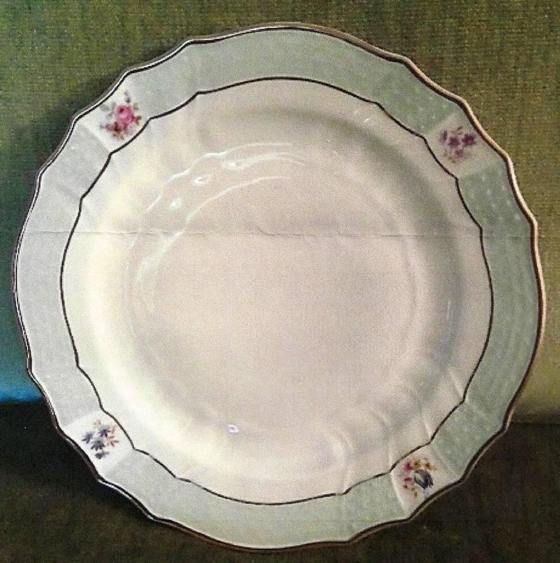 porcelain dinnerware was made in germany. Black Bedroom Furniture Sets. Home Design Ideas