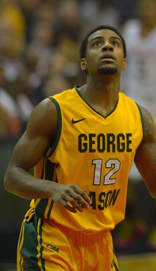 "Vaughn Gray and his teammates from the George Mason University basketball team took part in a 2013 study on the possible benefits of a ""mindfulness-based intervention."""