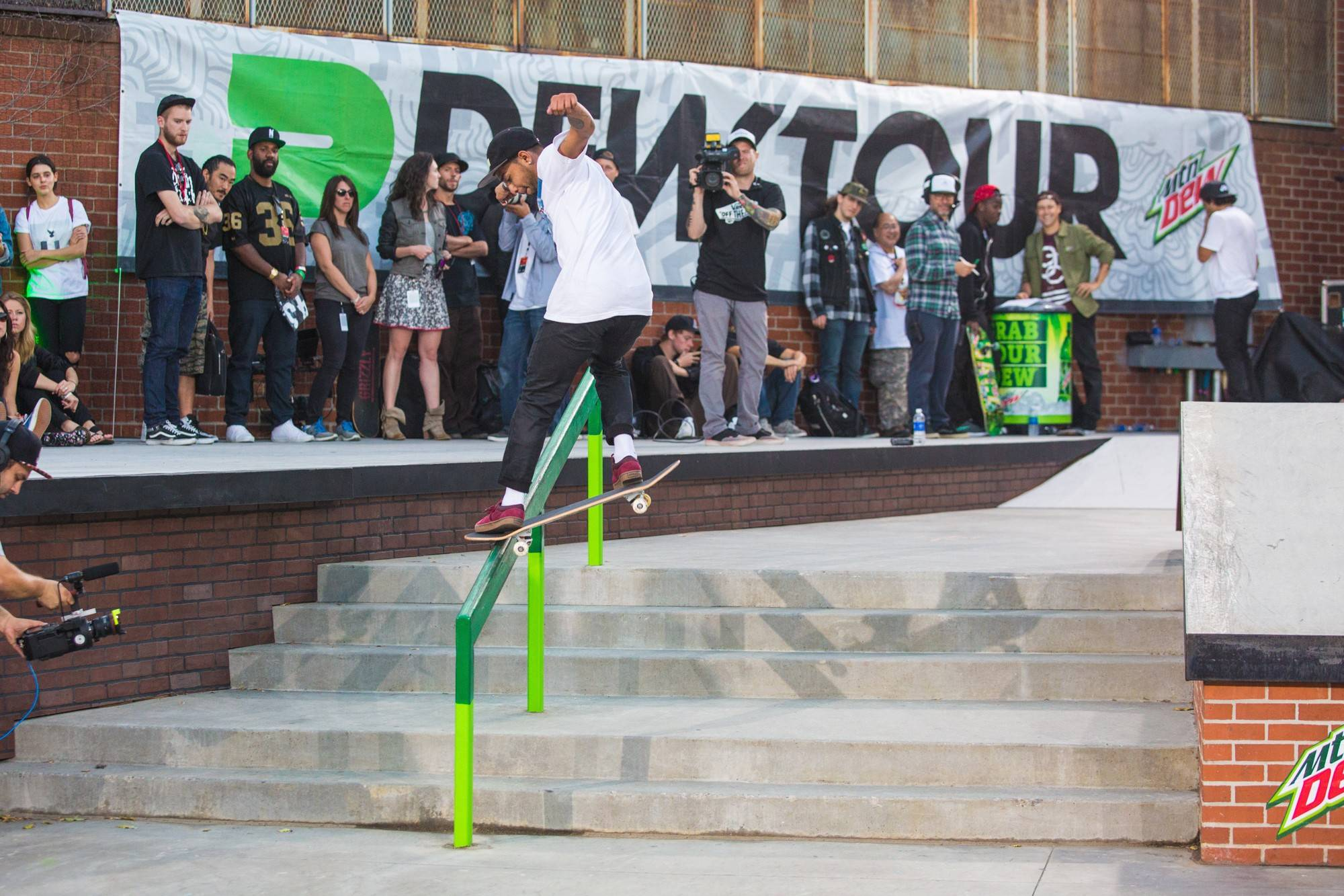 Skateboarding sensation Chaz Ortiz of Carpentersville will be in Chicago this weekend for the Dew Tour, which is making its first stop here in five years.