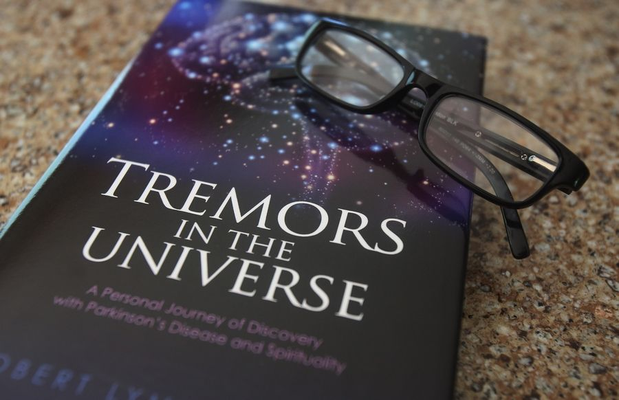 "Inspired by Michael J. Fox's work, Bob Baittie of Vernon Hills has discovered that others are inspired by his book, ""Tremors in the Universe,"" about his experience of living with Parkinson's disease."