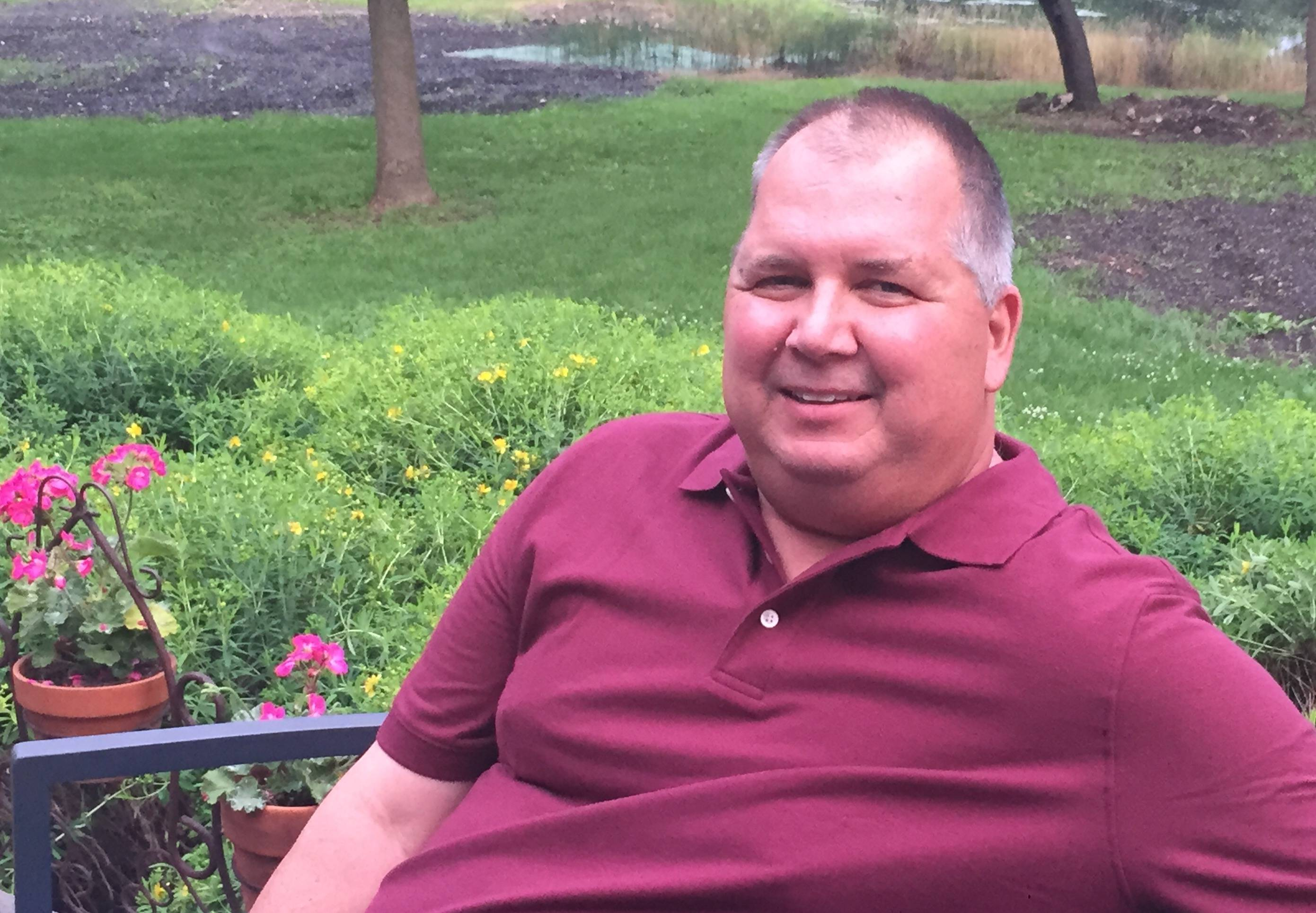 In April, Greg Karr, St. Charles resident and Elgin dentist, was diagnosed with glioblastoma, a cancerous brain tumor. He is undergoing treatment but has regained all functionality.