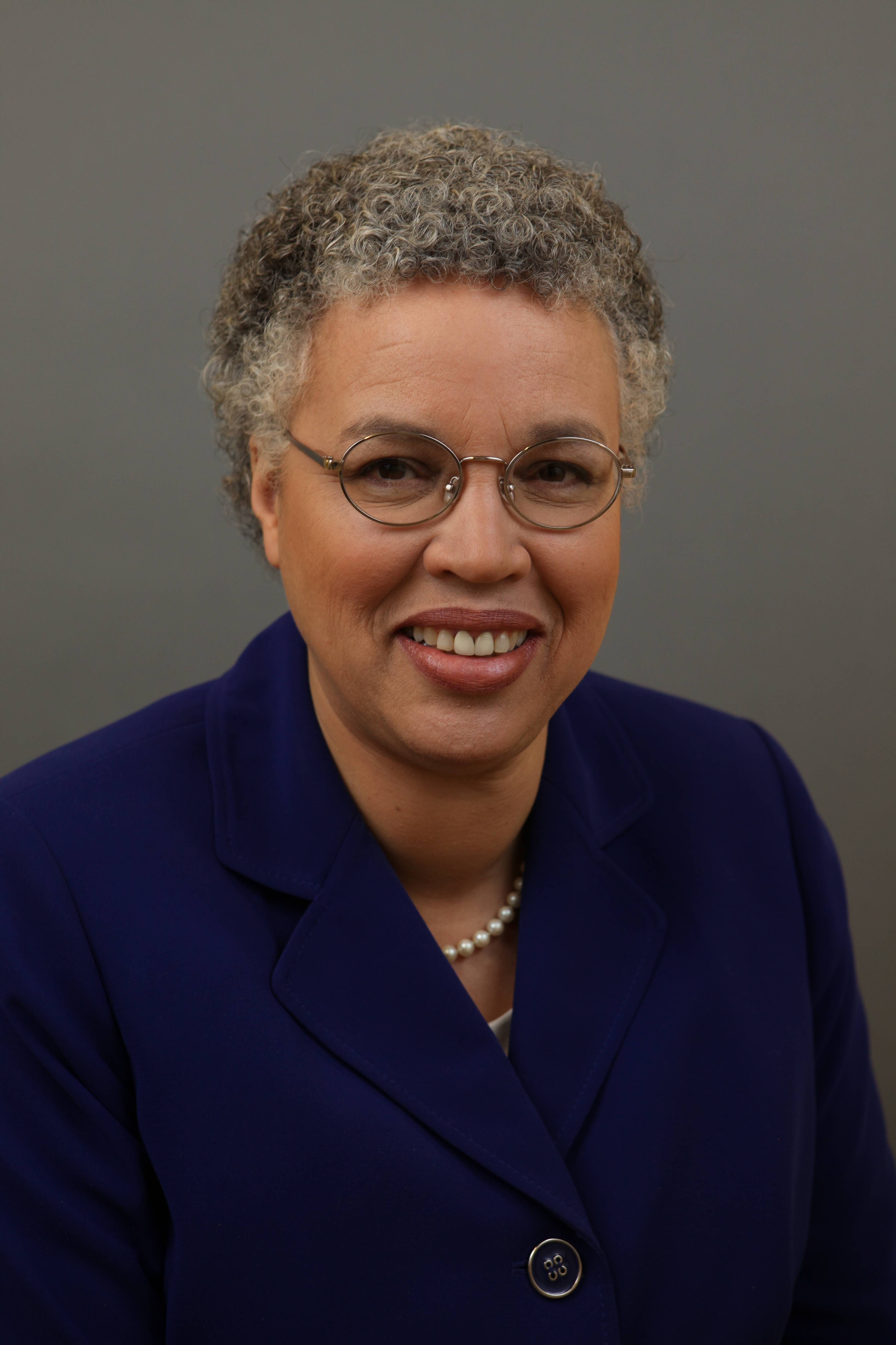 The spokesman for Cook County Board President Toni Preckwinkle says Preckwinkle is working on a number of possible scenarios to balance the county budget.