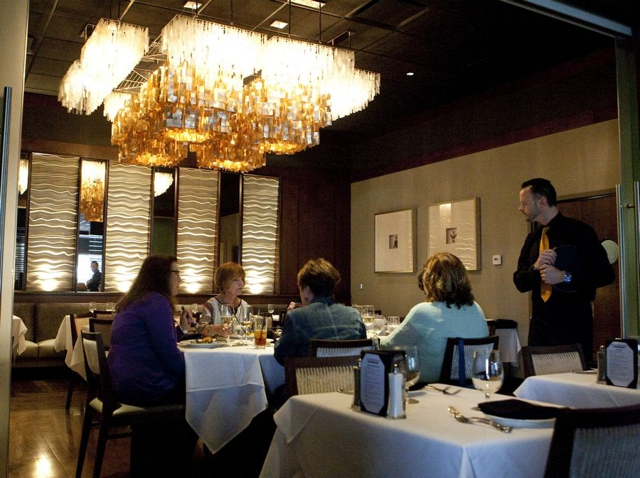 South Barrington Dining Room Project: South Barrington's Incontro A Tavola Delights Diners With