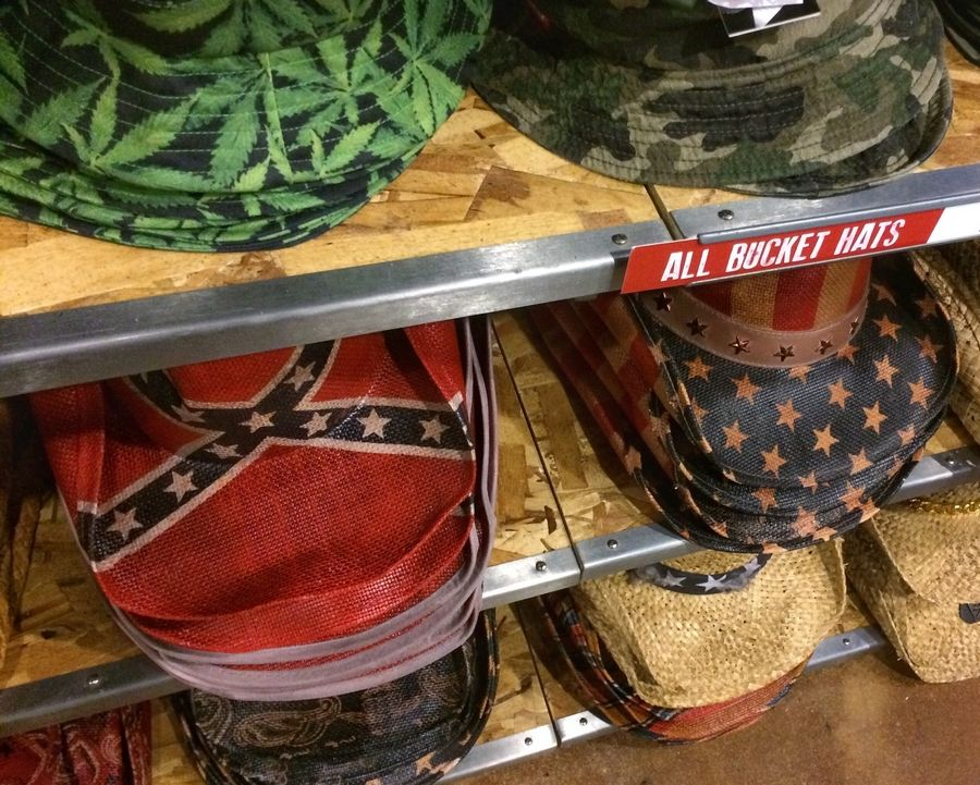 68b6a1837aa7e Constable  Time has run out for Confederate flag in suburbs