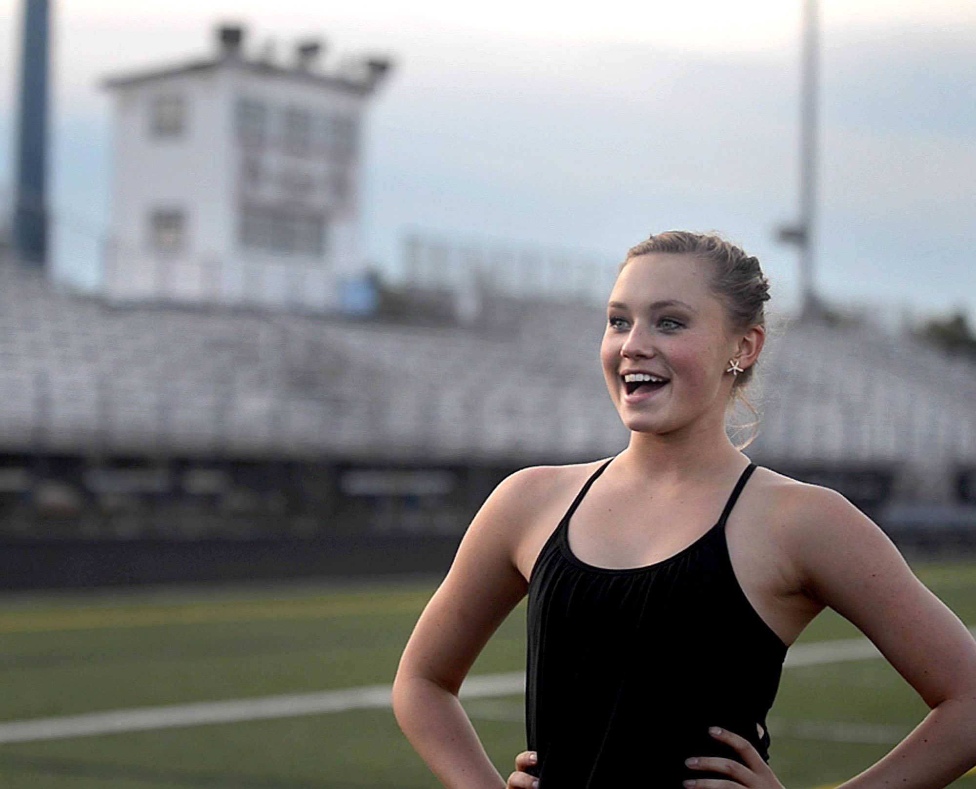 Elk Grove teen aims to be Distinguished Young Woman of America