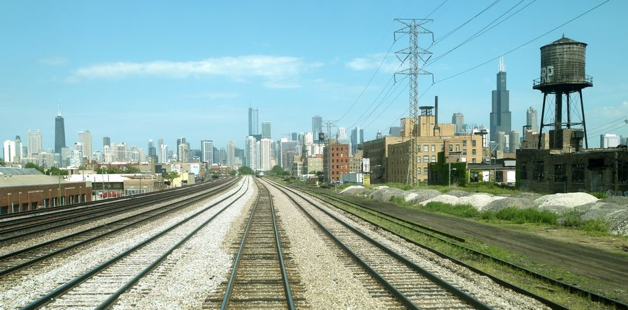 Planners want more federal dollars to move trains faster through Chicago.