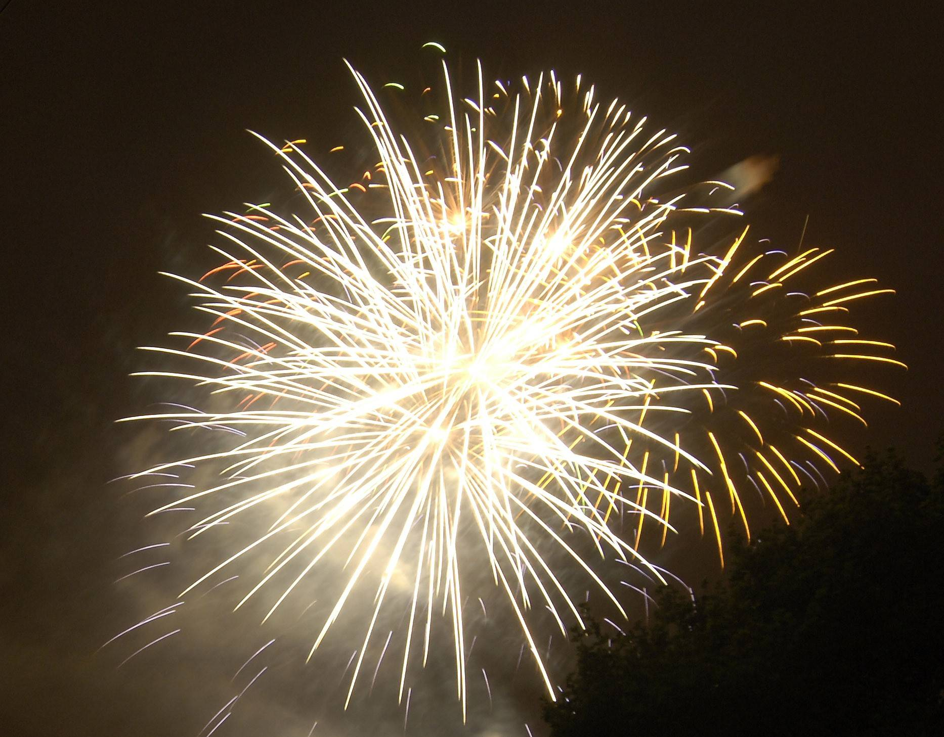 Fourth of July fireworks are planned for Friday, July 3, at Community Park in Palatine.