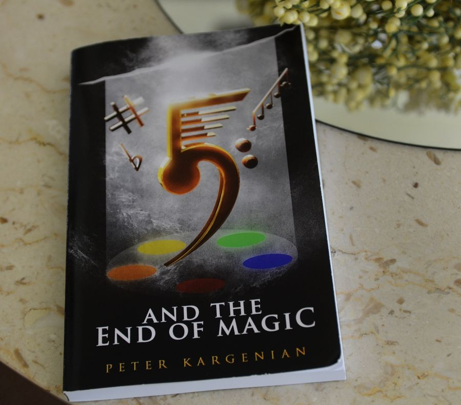 "Prospect Heights resident Peter Kargenian's book ""5 and the End of Magic"" was published June 16 and is available on Amazon."