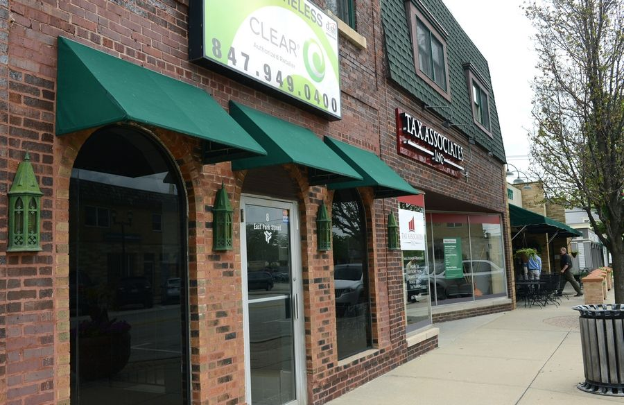 A new restaurant may soon be coming to the northeast corner of Route 45 and Park Avenue in downtown Mundelein.