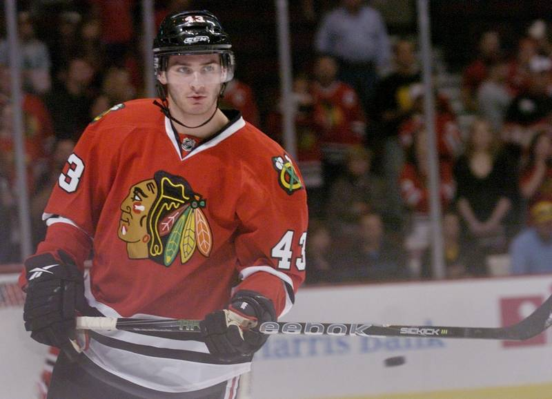Blackhawks trade star forward Saad to Blue Jackets