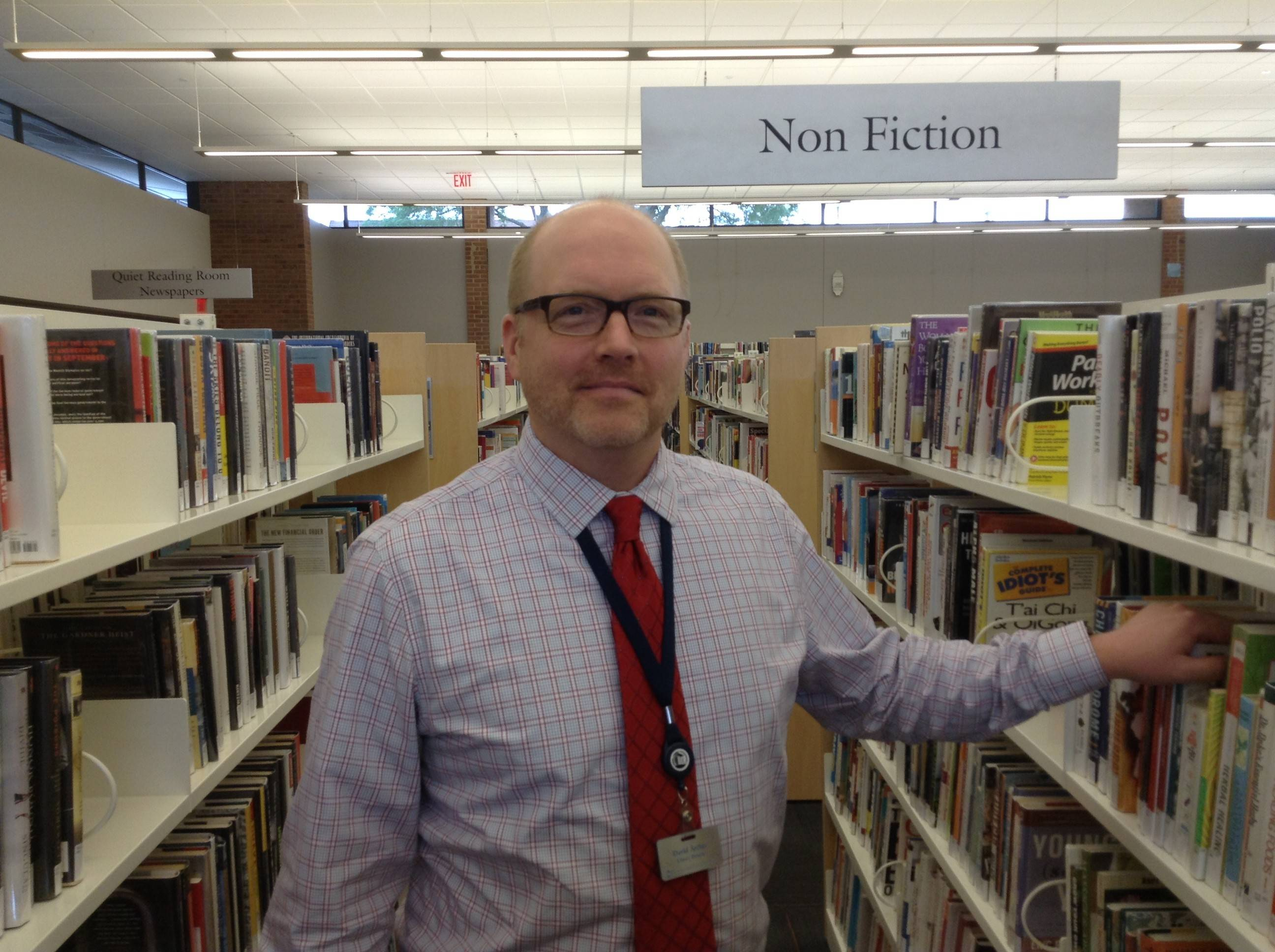 New director Archer has big plans for the Cook Memorial libraries