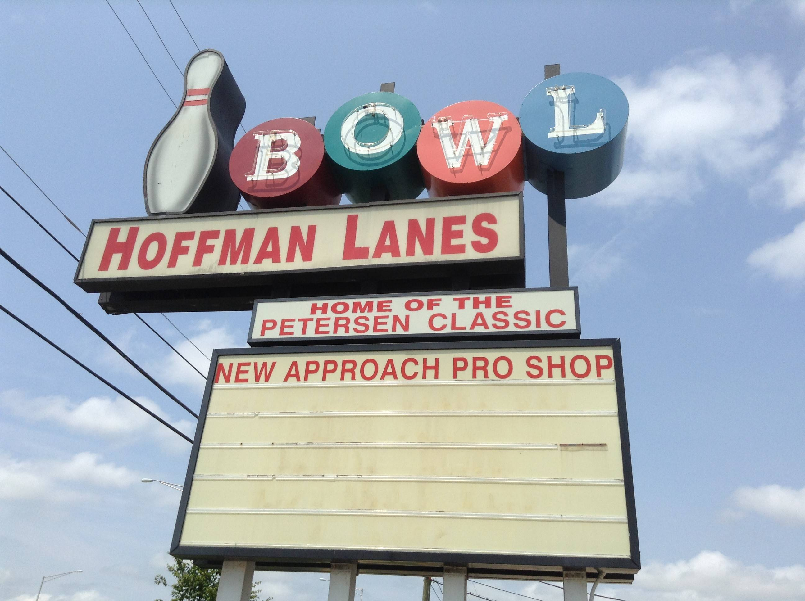 Iconic Hoffman Lanes bowling alley closes